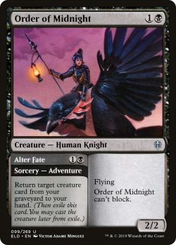 eld 99 order of midnight alter fate