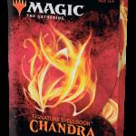 MTG Chile Signature Spellbook – Chandra