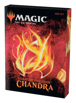 MTG Chile Signature Spellbook – Chandra
