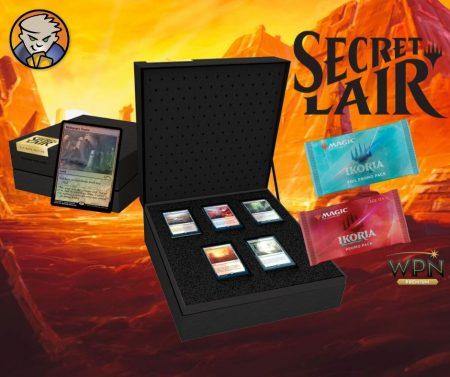 Secret Lair Ultimate Edition Fetch Lands
