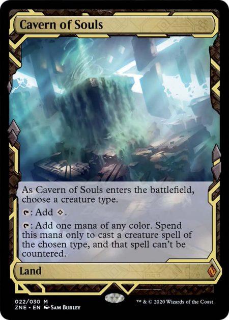 zne 22 cavern of souls