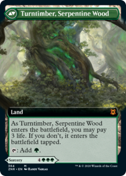 znr 364 turntimber serpentine wood
