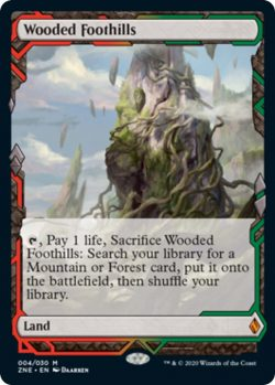 znr 4 wooded foothills