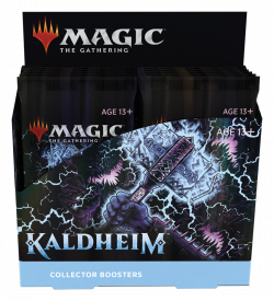 Caja de Collector Booster Kaldheim - Cartasmagicsur - Chile