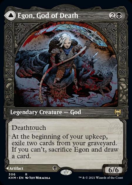 khm 306 egon god of death
