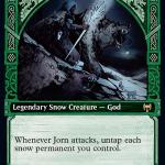 khm 317 jorn god of winter